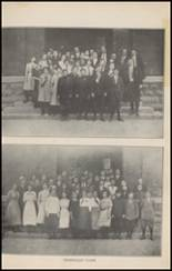 1913 North Side High School Yearbook Page 36 & 37