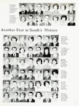 1964 Glenbrook South High School Yearbook Page 24 & 25