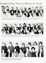 1964 Glenbrook South High School Yearbook Page 28 & 29