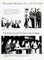 1964 Glenbrook South High School Yearbook Page 44 & 45