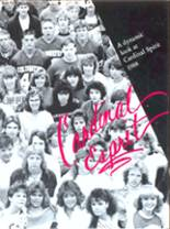 1988 Yearbook Coldwater High School