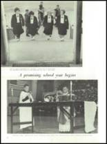 1965 Academy of Our Lady Yearbook Page 12 & 13