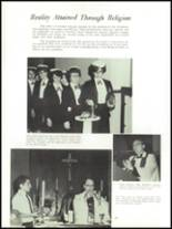 1965 Academy of Our Lady Yearbook Page 20 & 21