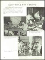 1965 Academy of Our Lady Yearbook Page 22 & 23