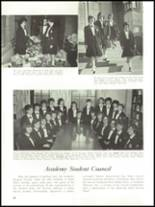 1965 Academy of Our Lady Yearbook Page 32 & 33