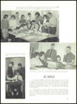 1965 Academy of Our Lady Yearbook Page 36 & 37