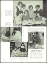1965 Academy of Our Lady Yearbook Page 38 & 39