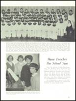 1965 Academy of Our Lady Yearbook Page 40 & 41