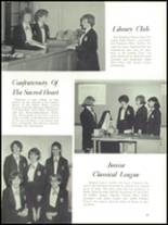 1965 Academy of Our Lady Yearbook Page 52 & 53