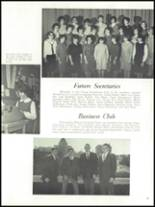 1965 Academy of Our Lady Yearbook Page 54 & 55