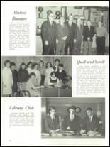 1965 Academy of Our Lady Yearbook Page 56 & 57