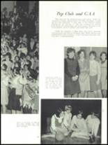 1965 Academy of Our Lady Yearbook Page 60 & 61