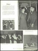 1965 Academy of Our Lady Yearbook Page 66 & 67