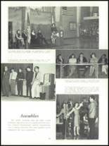 1965 Academy of Our Lady Yearbook Page 68 & 69