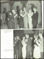 1965 Academy of Our Lady Yearbook Page 70 & 71