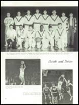 1965 Academy of Our Lady Yearbook Page 96 & 97