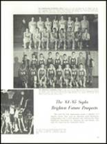 1965 Academy of Our Lady Yearbook Page 100 & 101