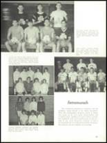 1965 Academy of Our Lady Yearbook Page 108 & 109