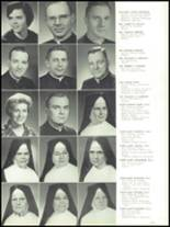 1965 Academy of Our Lady Yearbook Page 116 & 117