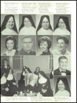 1965 Academy of Our Lady Yearbook Page 118 & 119