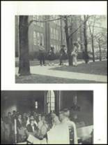1965 Academy of Our Lady Yearbook Page 124 & 125