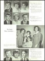 1965 Academy of Our Lady Yearbook Page 126 & 127