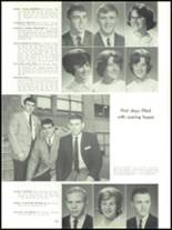 1965 Academy of Our Lady Yearbook Page 128 & 129