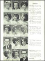 1965 Academy of Our Lady Yearbook Page 130 & 131