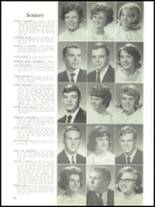 1965 Academy of Our Lady Yearbook Page 136 & 137
