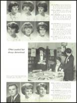 1965 Academy of Our Lady Yearbook Page 138 & 139