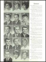 1965 Academy of Our Lady Yearbook Page 140 & 141