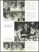 1965 Academy of Our Lady Yearbook Page 142 & 143