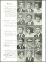 1965 Academy of Our Lady Yearbook Page 144 & 145