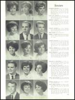 1965 Academy of Our Lady Yearbook Page 146 & 147