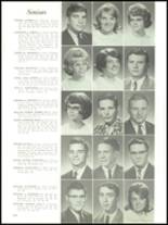 1965 Academy of Our Lady Yearbook Page 148 & 149