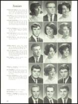 1965 Academy of Our Lady Yearbook Page 152 & 153