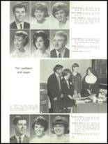 1965 Academy of Our Lady Yearbook Page 154 & 155