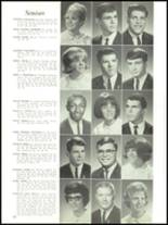 1965 Academy of Our Lady Yearbook Page 156 & 157