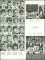 1965 Academy of Our Lady Yearbook Page 166 & 167