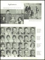1965 Academy of Our Lady Yearbook Page 172 & 173