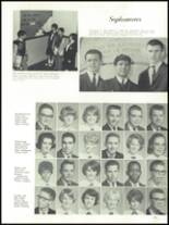 1965 Academy of Our Lady Yearbook Page 174 & 175