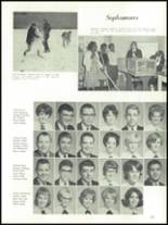 1965 Academy of Our Lady Yearbook Page 178 & 179