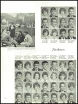 1965 Academy of Our Lady Yearbook Page 180 & 181
