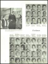 1965 Academy of Our Lady Yearbook Page 184 & 185