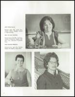 1973 Los Angeles Baptist High School Yearbook Page 10 & 11