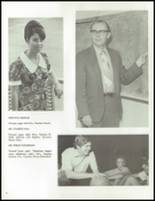 1973 Los Angeles Baptist High School Yearbook Page 12 & 13