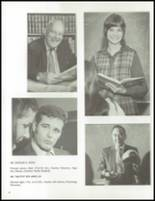 1973 Los Angeles Baptist High School Yearbook Page 14 & 15