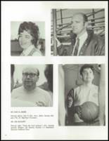 1973 Los Angeles Baptist High School Yearbook Page 16 & 17