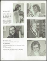1973 Los Angeles Baptist High School Yearbook Page 18 & 19