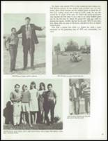 1973 Los Angeles Baptist High School Yearbook Page 38 & 39